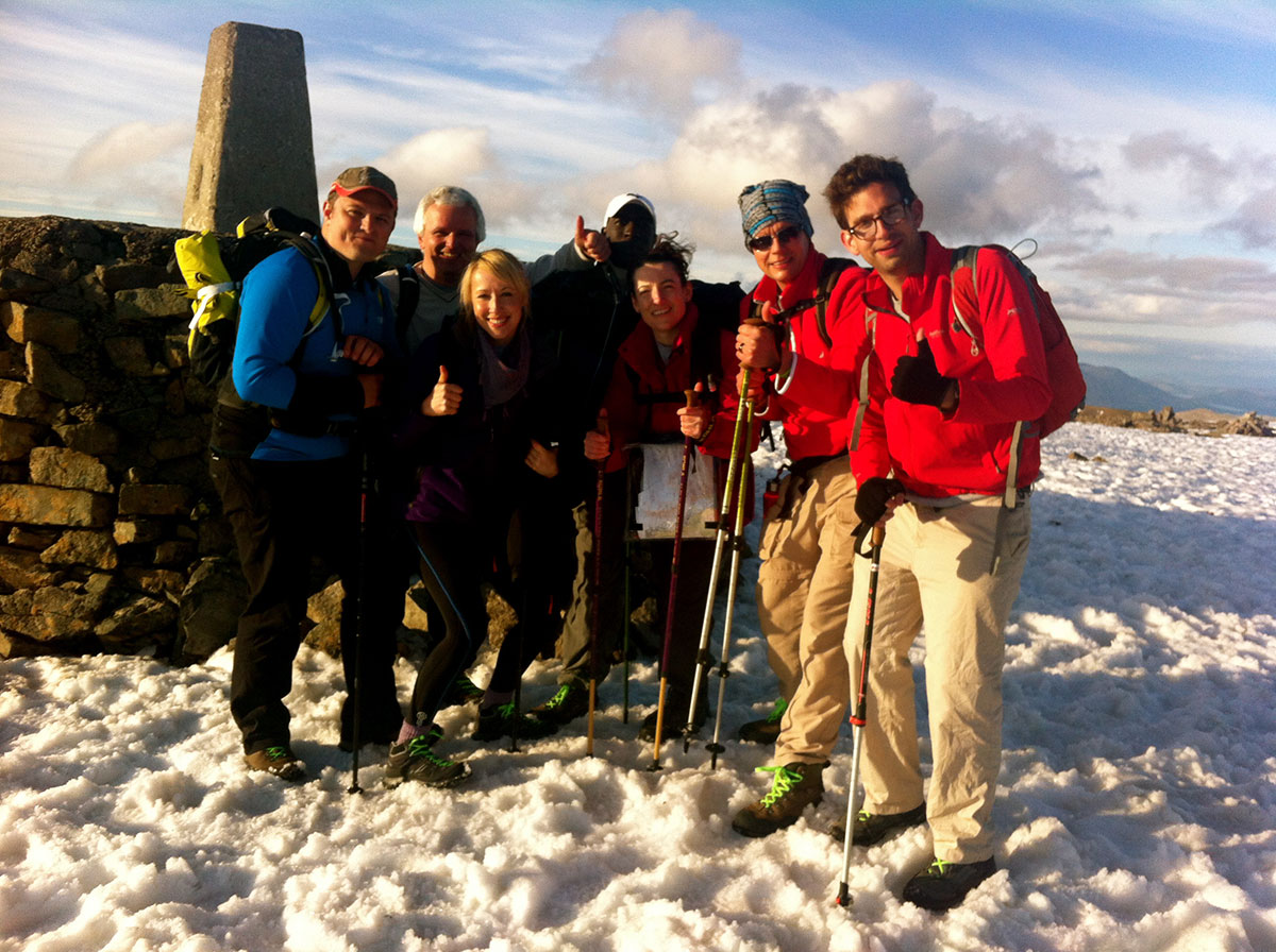 British Airways Three Peaks Challenge 2013 | National Three Peaks Challenge