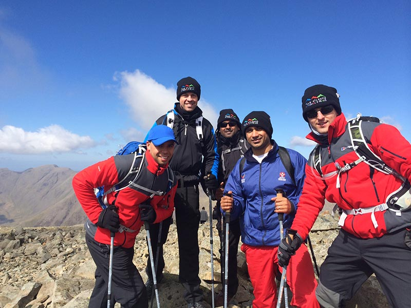 Team Atlantis | National Three Peaks Challenge