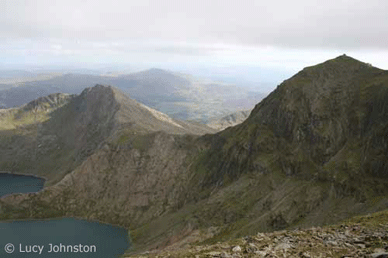NOW Pensions Mountain hockey dribble | National Three Peaks Challenge